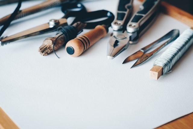outils de tous types